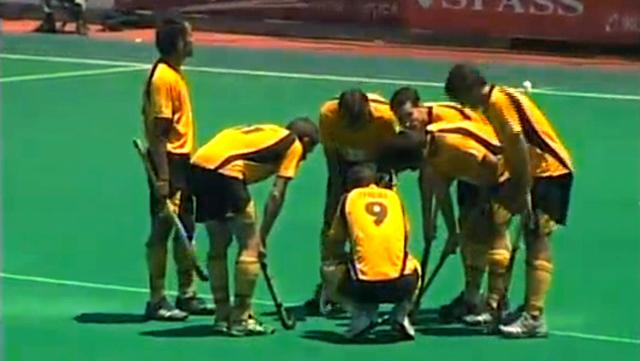 Semifinal Copa Amèrica Hoquei Patins - 1a part