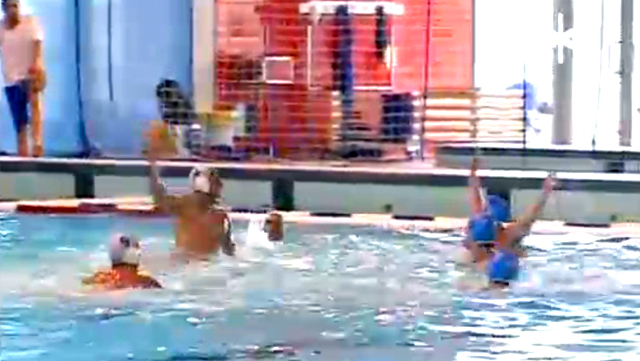 Semifinals divisió d'honor masculina waterpolo - 1a part