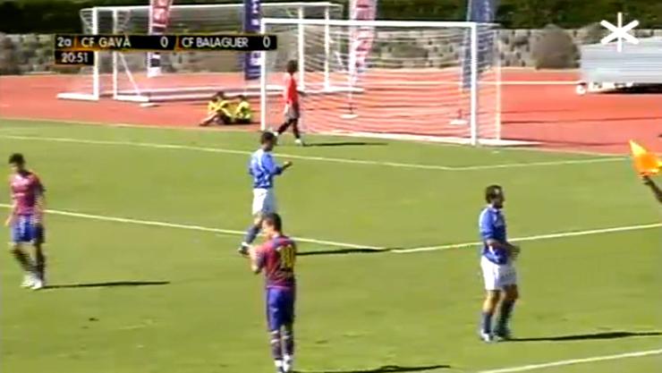 Tercera divisió futbol - 1a part