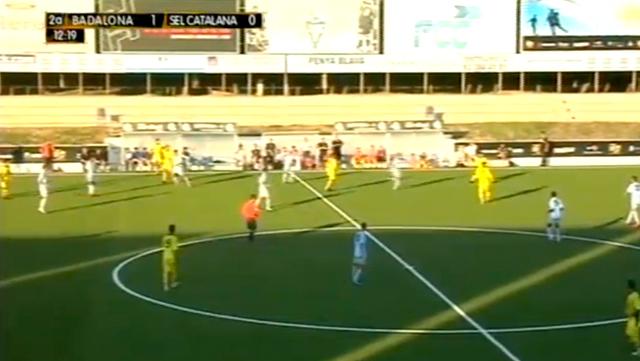 XIX Ciutat Badalona Futbol - 1a part
