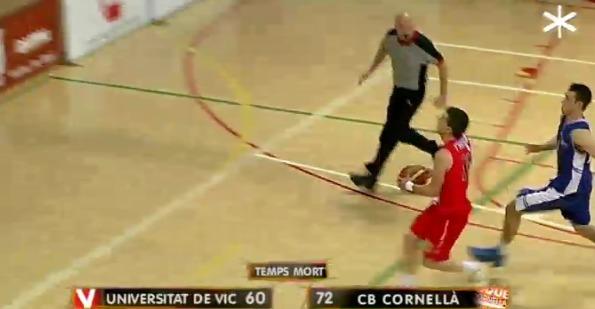 XXIX lliga catalana EBA - 2a part