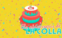 Imagen de Aniversaris de La Colla