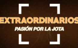 Imagen de EXTRAORDINARIOS. PASIÓN POR LA JOTA