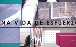 Imagen de UNA VIDA DE ESFUERZO