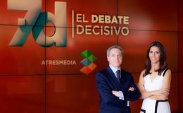 Imagen de 7D: El Debate Decisivo en Atresplayer