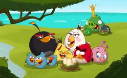 Imagen de Angry Birds Toons en Atresplayer
