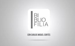 Imagen de Bibliofilia con Carlos Miguel Cortés