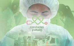 Imagen de Constantes y Vitales en Atresplayer