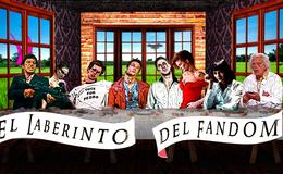 Imagen de El Laberinto del Fandom en Atresplayer