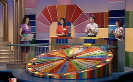 Imagen de La ruleta de la fortuna en Atresplayer