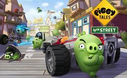 Imagen de Piggy tales: 4th street en Atresplayer
