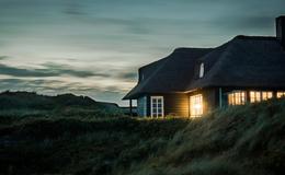 Imagen de Una casa con vistas