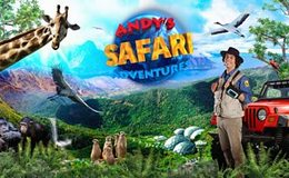 Imagen de Andy's Safari Adventures en CBeebies
