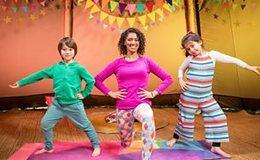 Imagen de Happy Tent Tales en CBeebies
