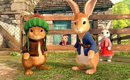 Imagen de Peter Rabbit en CBeebies