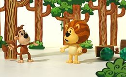 Imagen de Raa Raa the Noisy Lion en CBeebies