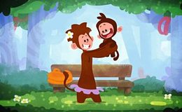 Imagen de Tee and Mo Love Song en CBeebies