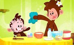 Imagen de Tee and Mo en CBeebies
