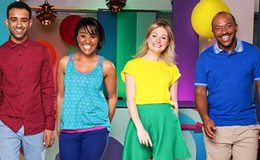 Imagen de The Let's Go Club en CBeebies