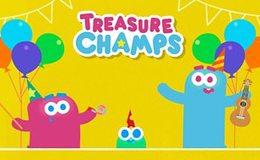 Imagen de Treasure Champs en CBeebies