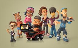 Imagen de Clay Kids en Clan TVE