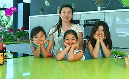 Imagen del vídeo Daniela, Ana y Elena, chefs por un día