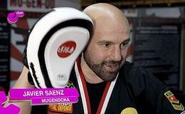 Imagen del vídeo Roger García, jugador de horse ball - Entrenamiento diario
