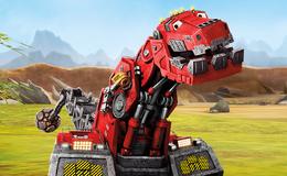 Imagen de Dinotrux en Clan TVE