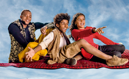 Imagen de Jamillah y Aladdin en Clan TVE