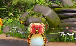 Imagen de La panda de la selva