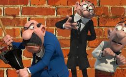 Imagen de Mortadelo y Filemón en Clan TVE