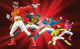 Imagen de Power Ranger en Clan TVE