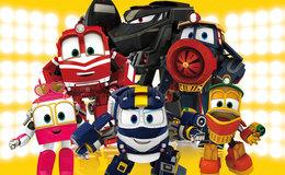 Imagen de Robot Trains en Clan TVE