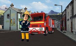 Imagen de Sam el bombero en Clan TVE