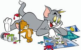 Imagen de Tom y Jerry en Clan TVE