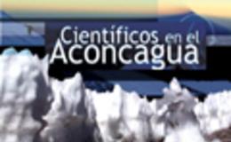 Imagen de Científicos en el Aconcagua