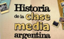 Imagen de Historia de la clase media argentina en Conectate