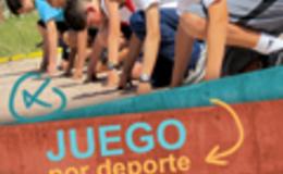 Imagen de Juego por deporte en Conectate