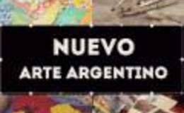Imagen de Nuevo arte argentino en Conectate