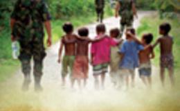 Imagen de Soldados de paz en Conectate