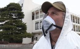 Imagen de Fukushima tras el desastre