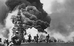Imagen de La II Guerra Mundial en el Pacífico en Discovery Max