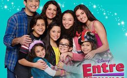 Imagen de Entre Hermanos en Disney Channel Replay