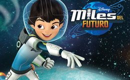 Imagen de Miles del Futuro en Disney Channel Replay