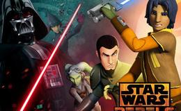 Imagen de Star Wars Rebels en Disney Channel Replay