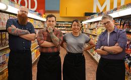 Imagen de Cocina en el supermercado