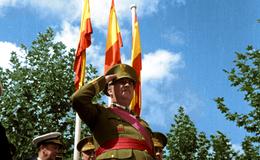 Imagen de Franco, la vida del dictador en color