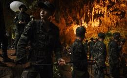 Imagen de Rescate en Tailandia