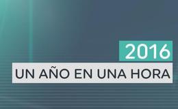 Imagen de 2016: 1 año en una hora en Canal Extremadura