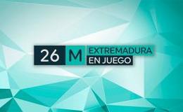 Imagen de 26M Extremadura en juego